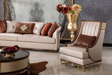 WFSOON118- Budva 4PC Sofa Set