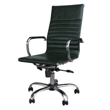 Winport High-Back Leather Executive Swivel Office &Home Desk Chair 7911