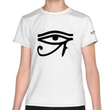 Inner Alkebulan™ Eye of Horus Youth T-Shirt