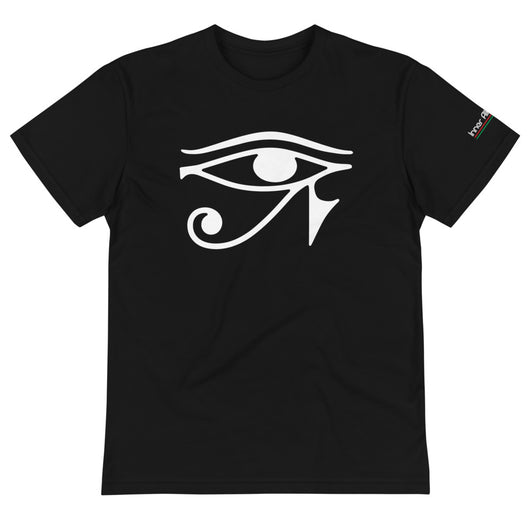 Inner Alkebulan™ Eye of Horus Sustainable T-Shirt (Unisex)