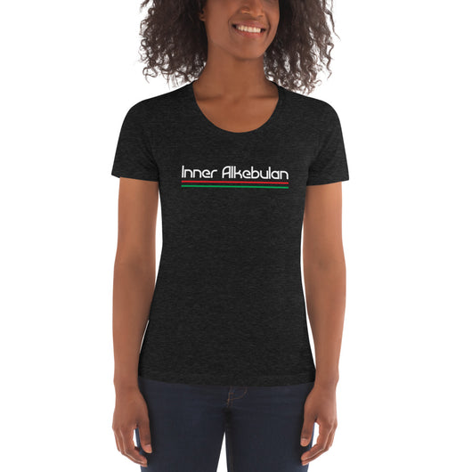 Inner Alkebulan™ Women's Crew Neck T-shirt
