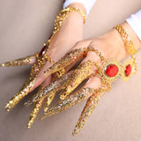 Belly Dance Finger Jewlery