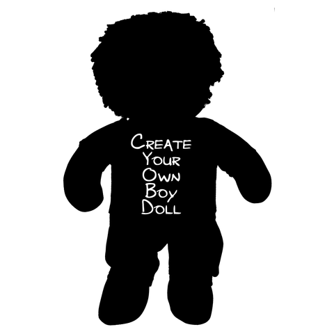Customized Boy Doll