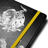 Limited Edition Inktober x Plumchester Square Sketchbook