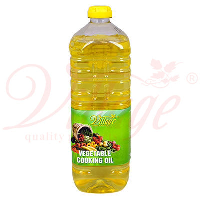 Village  Vegetable Cooking Oil 1 ltr