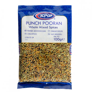 Punch Pooran Whole Mix Spices