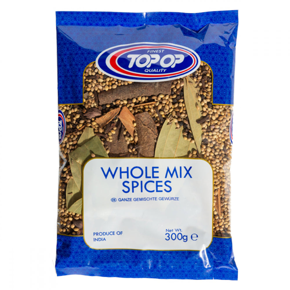 Top op  Whole Mixed Spices 300g