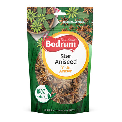 Badian ( Star Aniseed whole  ) 50g