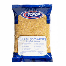 Indian Lapsi Coarse Crushed Wheat Top Op