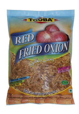 Tooba Red Fried Onion - 400g