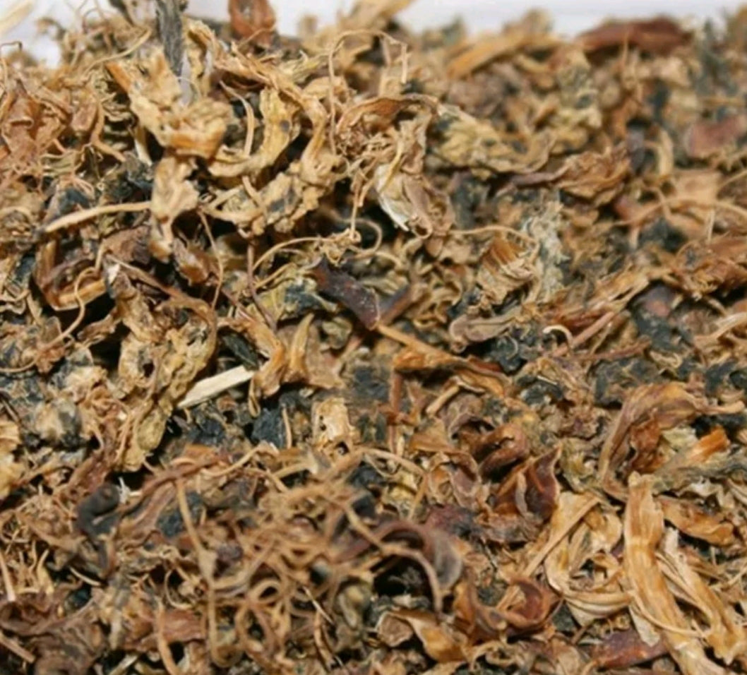 Gundruk (गुन्द्रुक) Dried Vegetable  Mustard leaves of Nepal