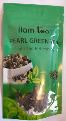 Pearl Green Tea from ILAM ,Nepal 100% Organic