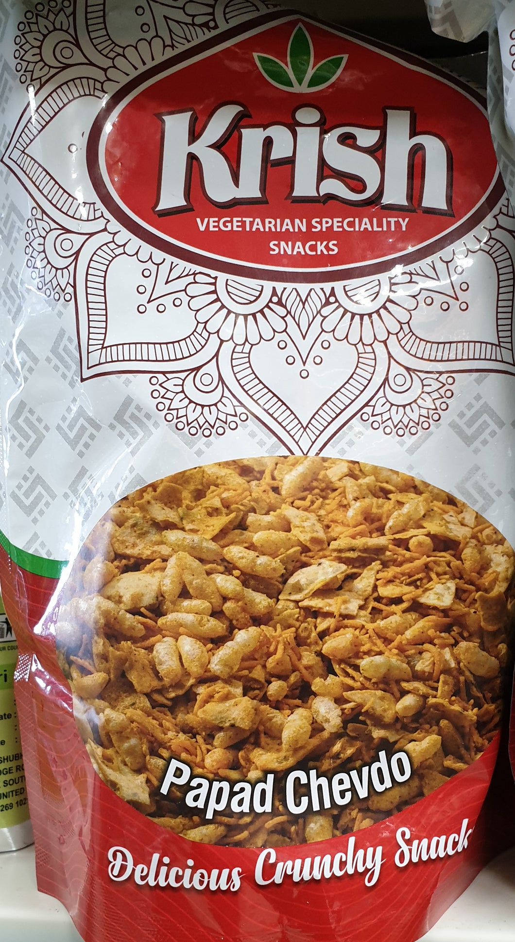 Krish Indian Savoury Snacks : Select from the List
