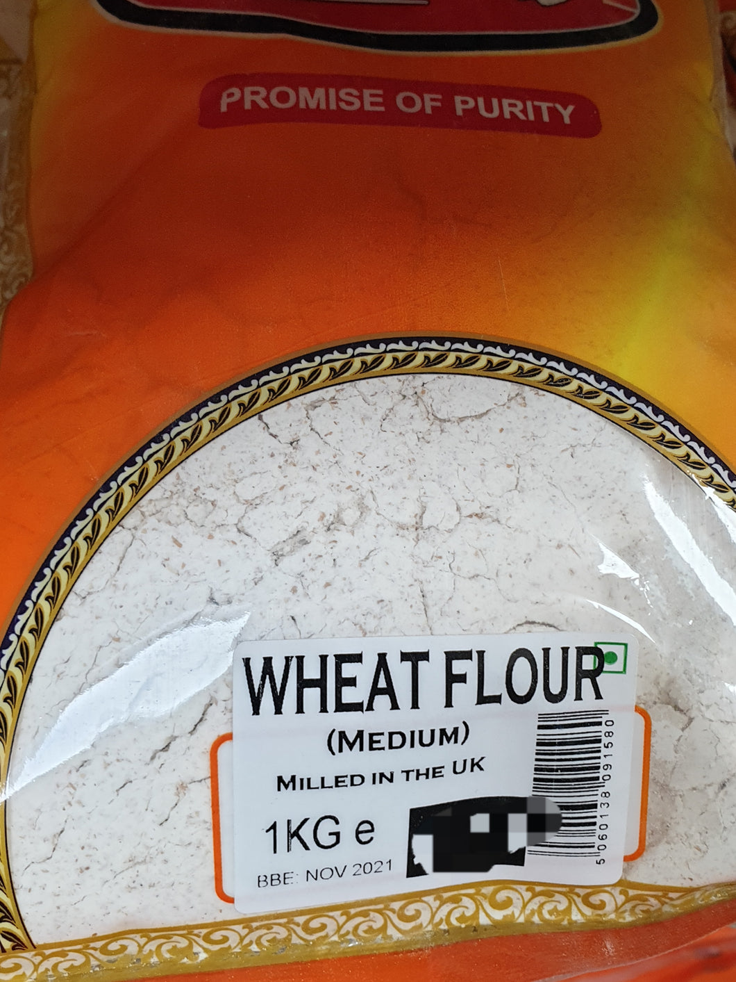 Wheat Flour Medium Hansons