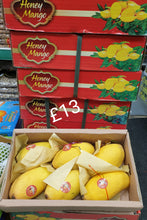 Honey Mangoes 5 PCs/ Box from Pakistan