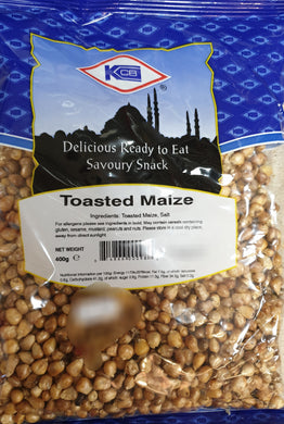 KCB TOASTED MAIZE 400g