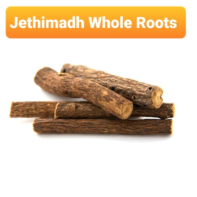 Jethimadh ( Mulethi ) whole Liquorice Licorice Mulethi Root Sticks