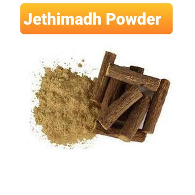 Jethimadh Powder  ( Mulethi ) Liquorice Licorice Mulethi Root Sticks Powder
