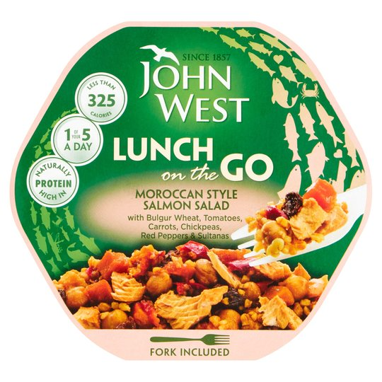 John West Light Lunch Salmon 220G
