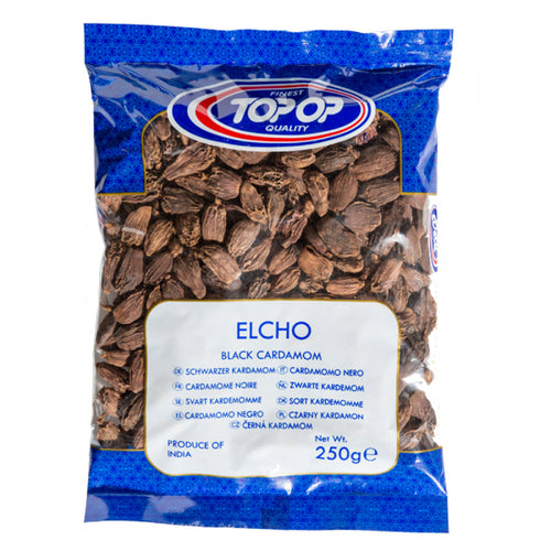 BLACK  CARDAMOM LARGE  MOTI ELAICHI 200g Top op