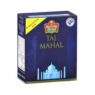 Taj Mahal Tea Indian Brooke Bond  Loose leaf Tea
