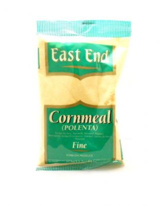 East End Cornmeal Fine  [POLENTA] 375g