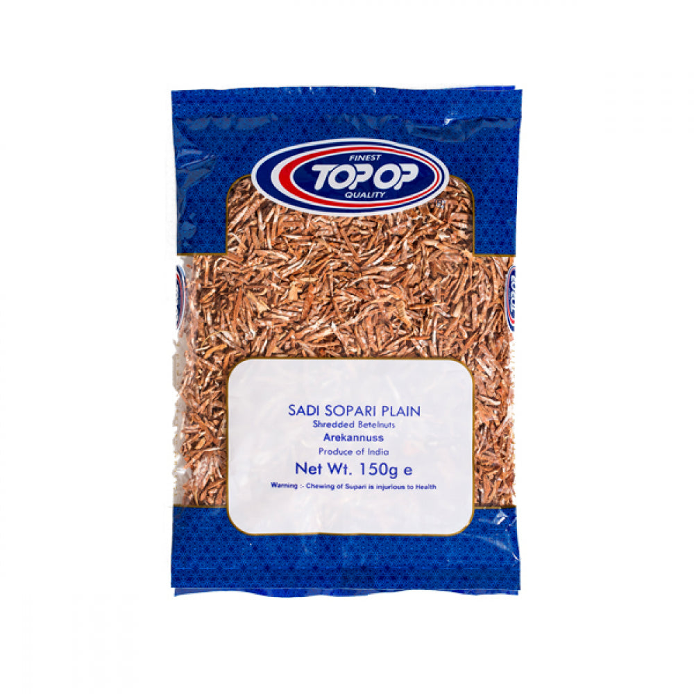 Sadi Sopari / supari  Plain 150g Shredded Betalnut