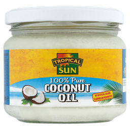 Tropical Sun 100 Pure Coconut Oil 250ml