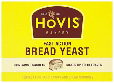 Hovis Fast Action Bread Yeast 42G