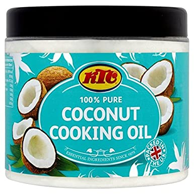 KTC COCONUT COOKING OIL 650ml