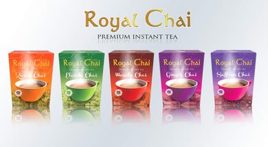 Royal Chai - Premium Instant Tea