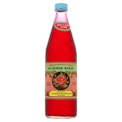 Rose Brand Rose Flavour Delicious Syrup 750ml