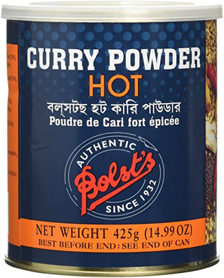 Bolst's Curry Powder Hot 425g