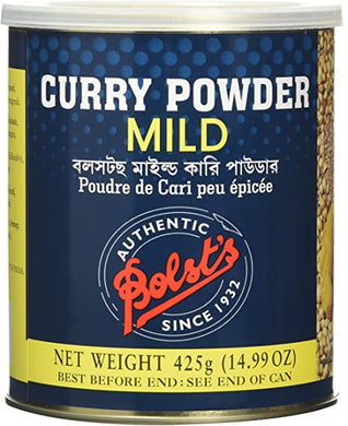 Bolst's Curry Powder Mild 425g