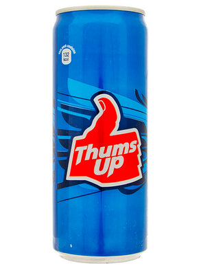 Thums up Indian - Coca-Cola - 300ml