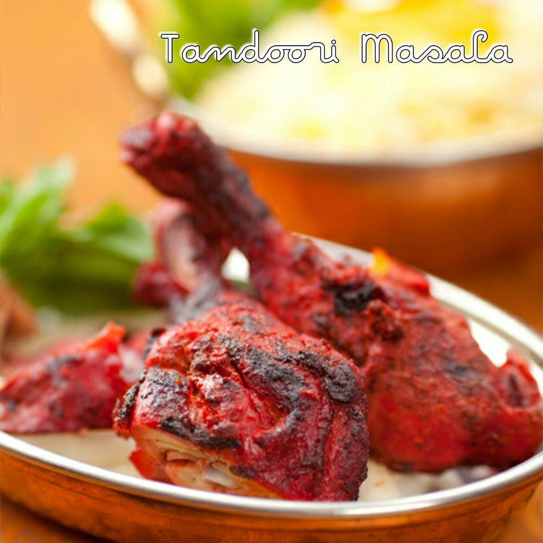 Tandoori Masala Powered Spice Mix Authentic Masala Spices