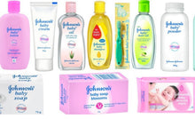 Johnson's Baby Products Line Select from Drop List
