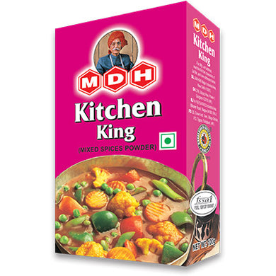 MDH KITCHEN KING MIXED SPICE POWDER 100g
