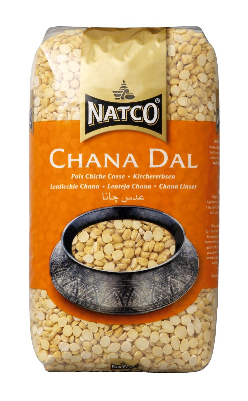 Natco  Chana Dal Polished