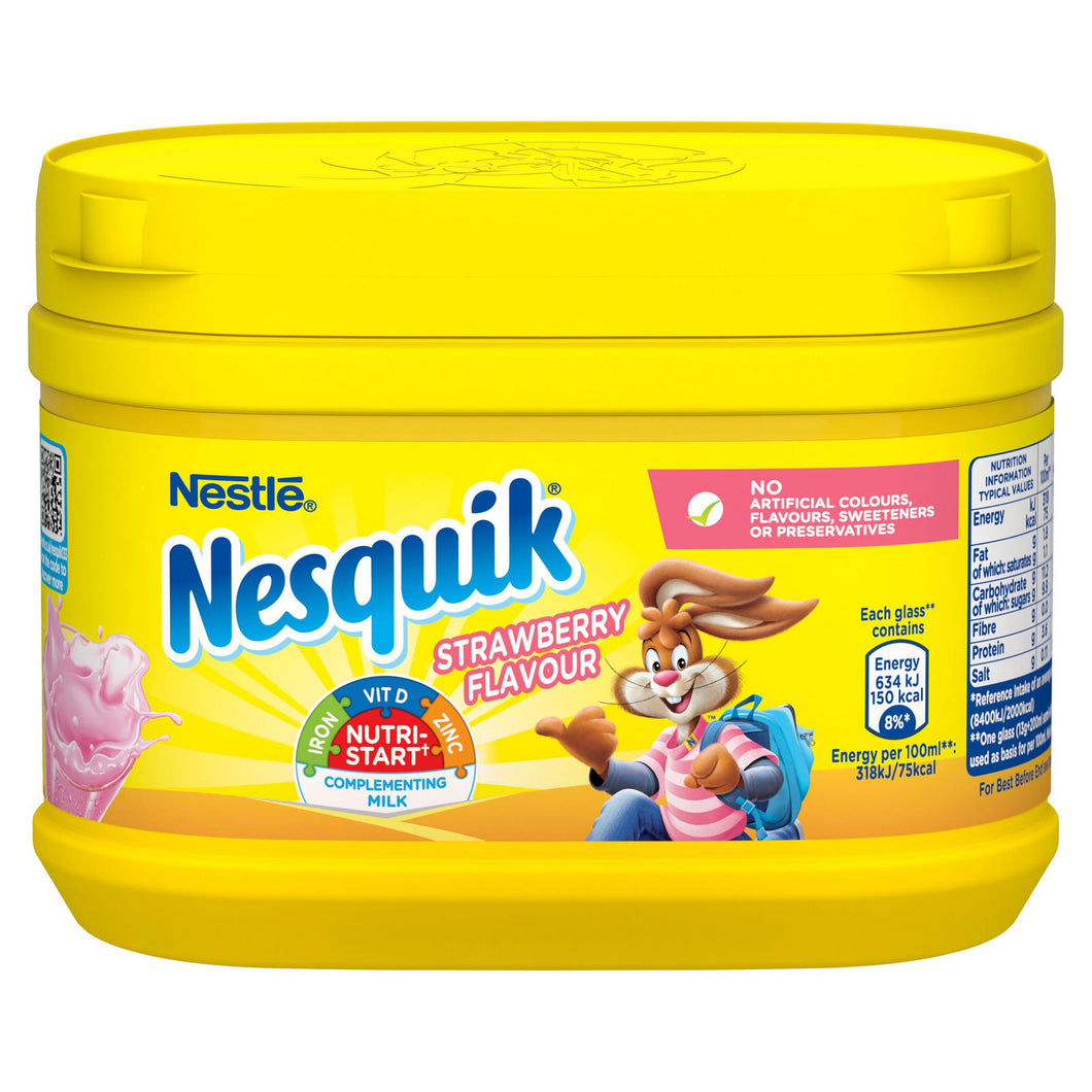 Nesquik® Strawberry Powder 300g