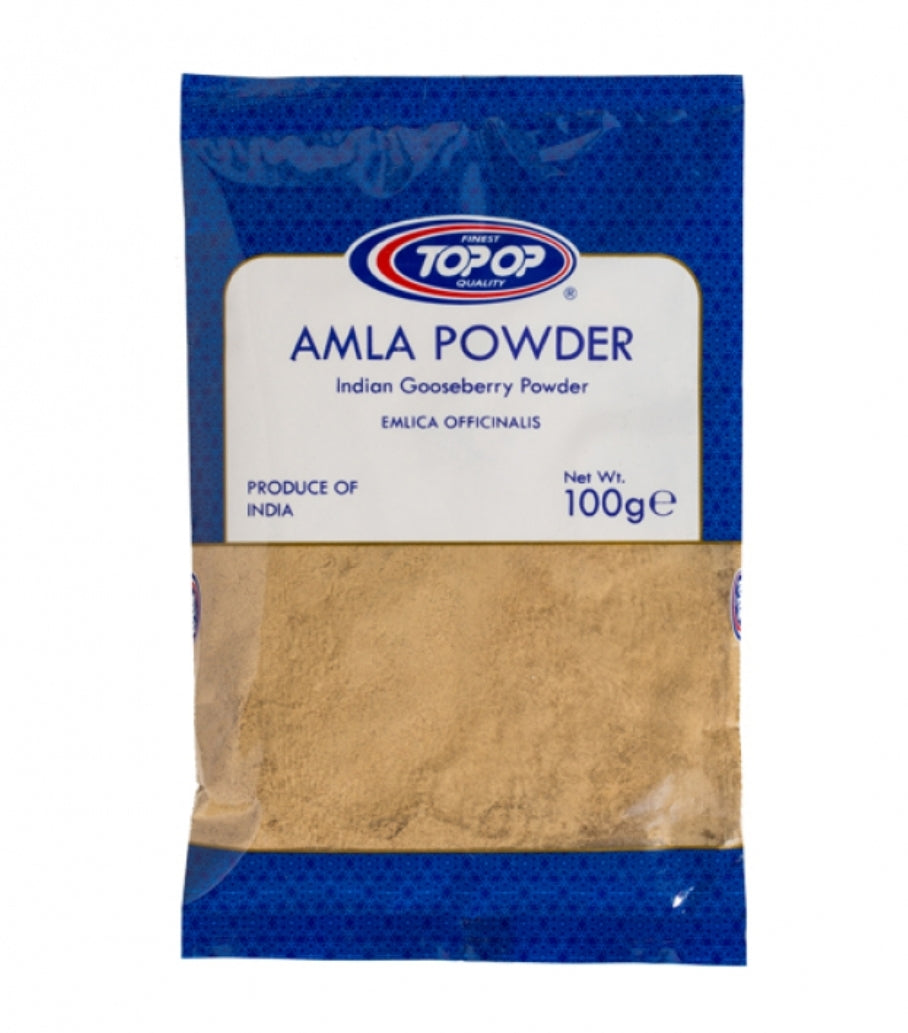 Amla Powder Indian Goosberry by Top op