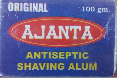 SHAVING ALUM BLOCK AFTER SHAVE STONE 100g  FATKARI ,FITKIRI