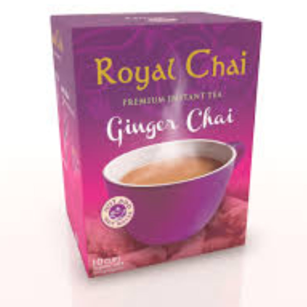 Royal Chai – Ginger  Sweetened