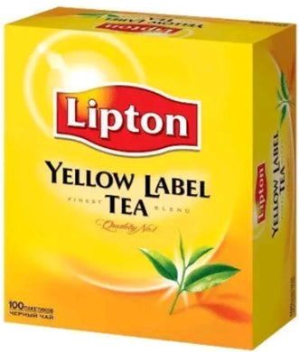 Lipton Yellow Label Tea Pack