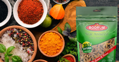 Bodrum SPICES, HERBS & SEASONINGS :Select from List