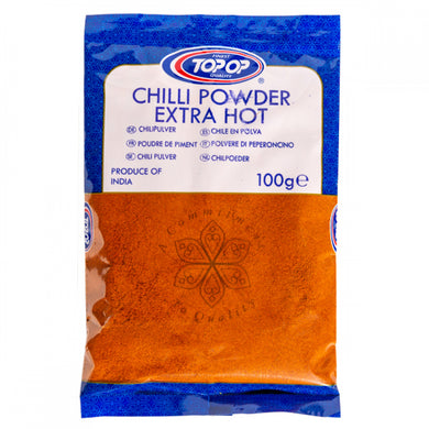 Top-Op Chilli Powder Extra Hot