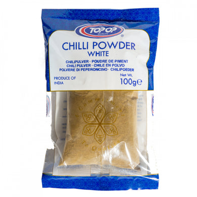 Top-Op Chilli Powder White