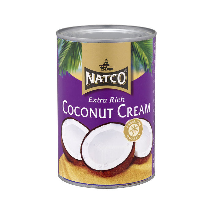 Natco  Coconut Cream 400g