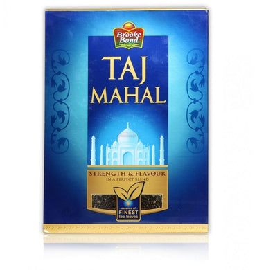Taj Mahal Tea Indian Brooke Bond  Loose leaf Tea 450g