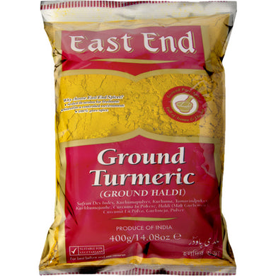 East End Ground Turmeric Powder  Haldi 400g